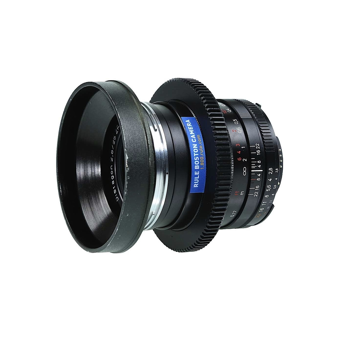 Zeiss ZF 25mm Prime Lens