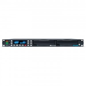 AJA Ki Pro Rack Rackmount file-based recorder/player