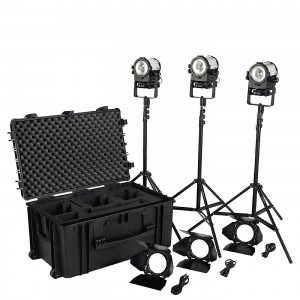 Litepanels Sola 4 Traveler Kit