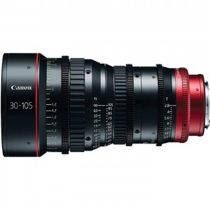 Canon CN-E30-105mm T2.8 L SP (PL mount)