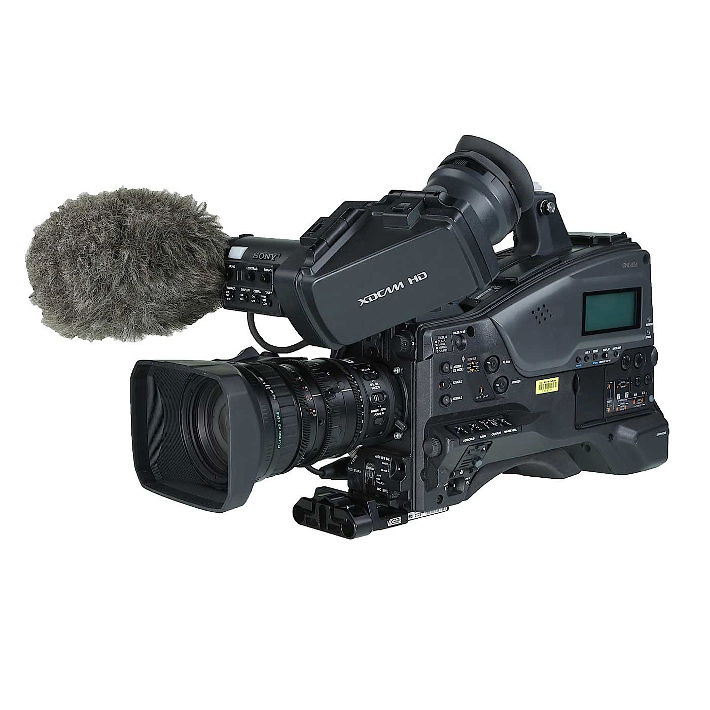 Sony Pmw 350 Xdcam Ex Camcorder Rule Camera