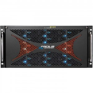 Facilis TerraBlock Hybrid24 144TB Shared Storage