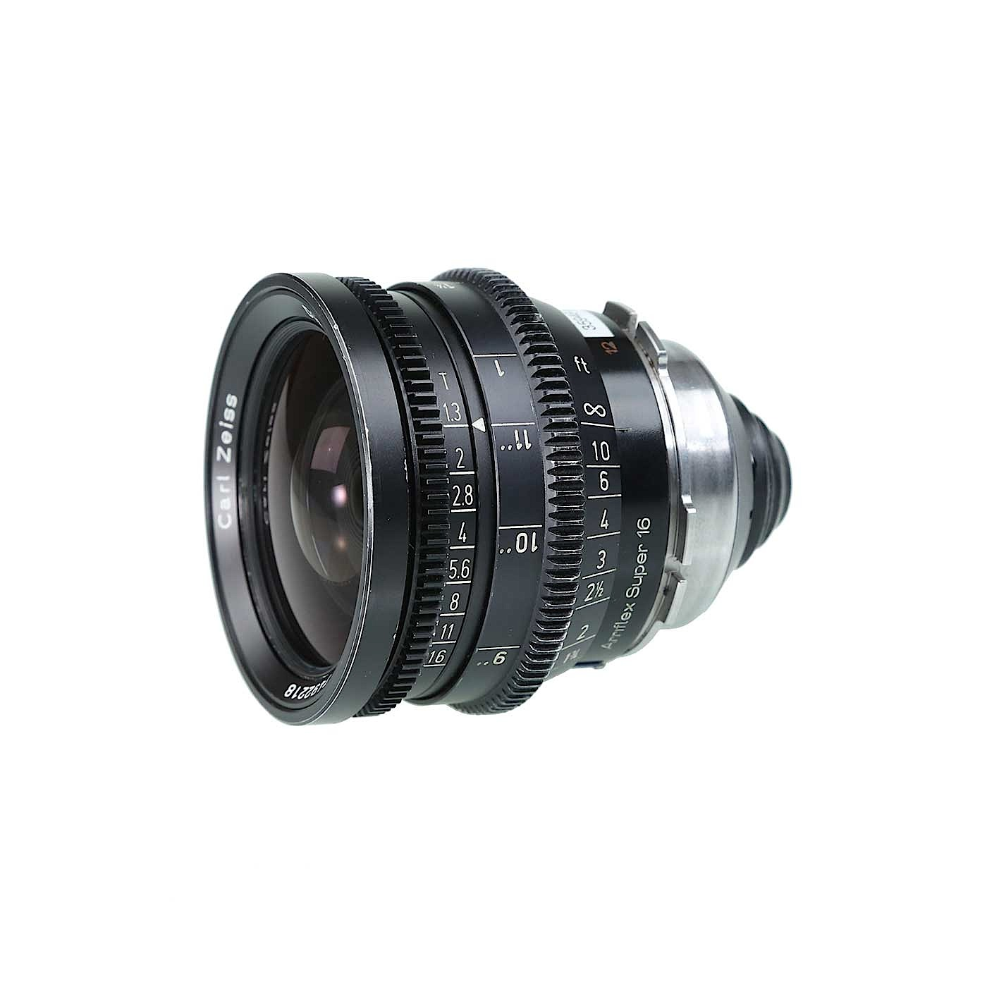 Zeiss 12mm T1.3 PL (High Speed) Prime Lens