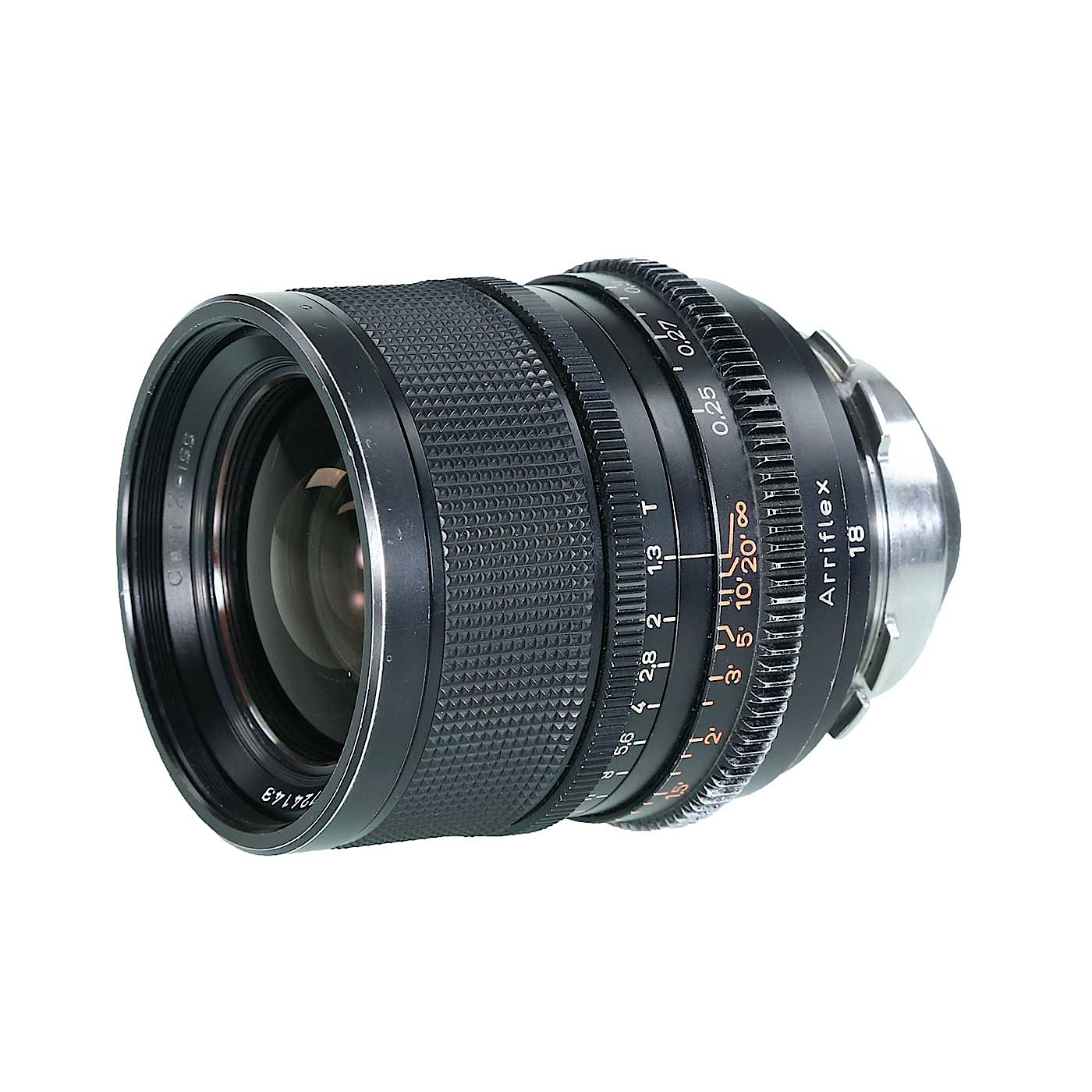 Zeiss 18mm T1.3 (Superspeed) Prime Lens