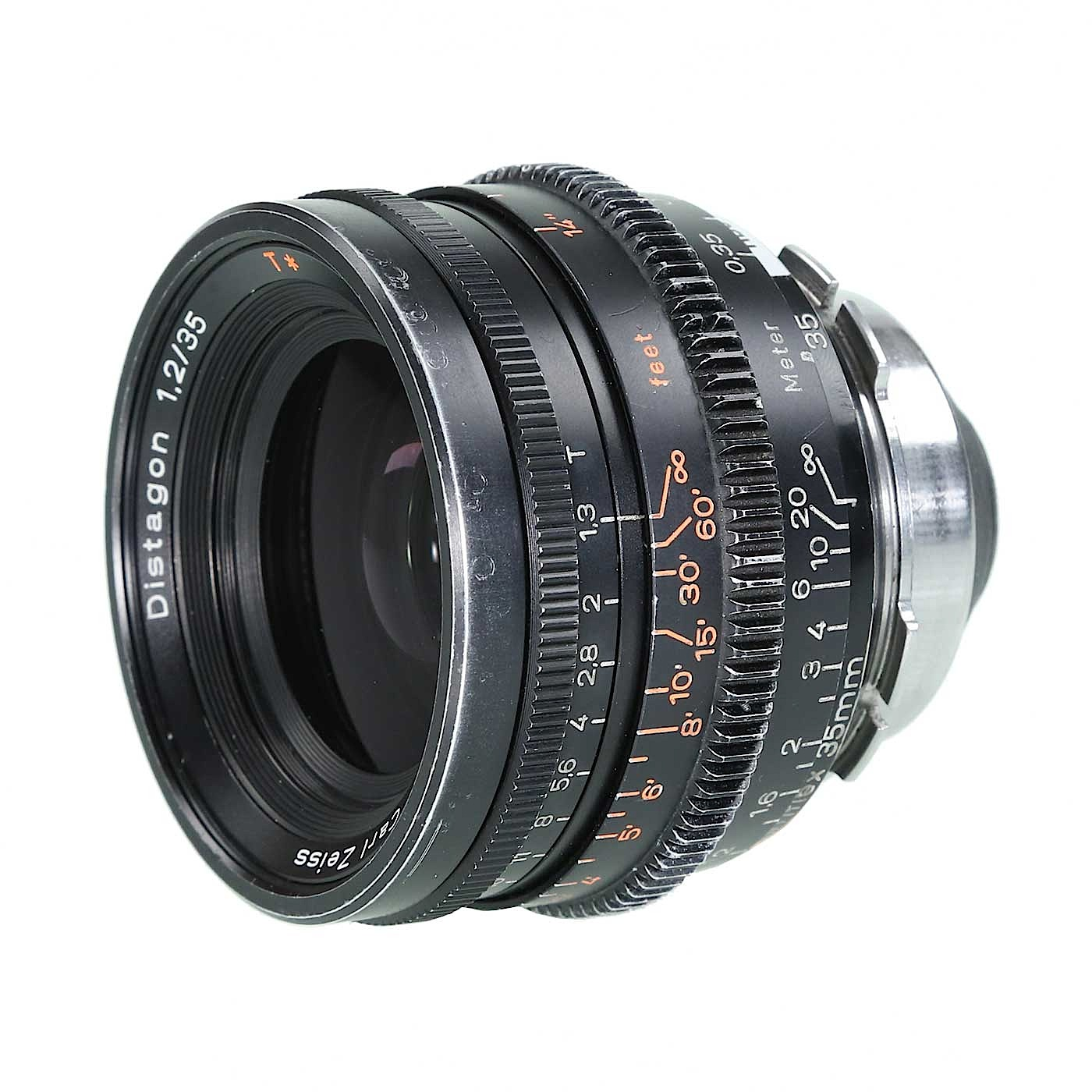 Zeiss 35mm T1.3 (Superspeed) Prime Lens