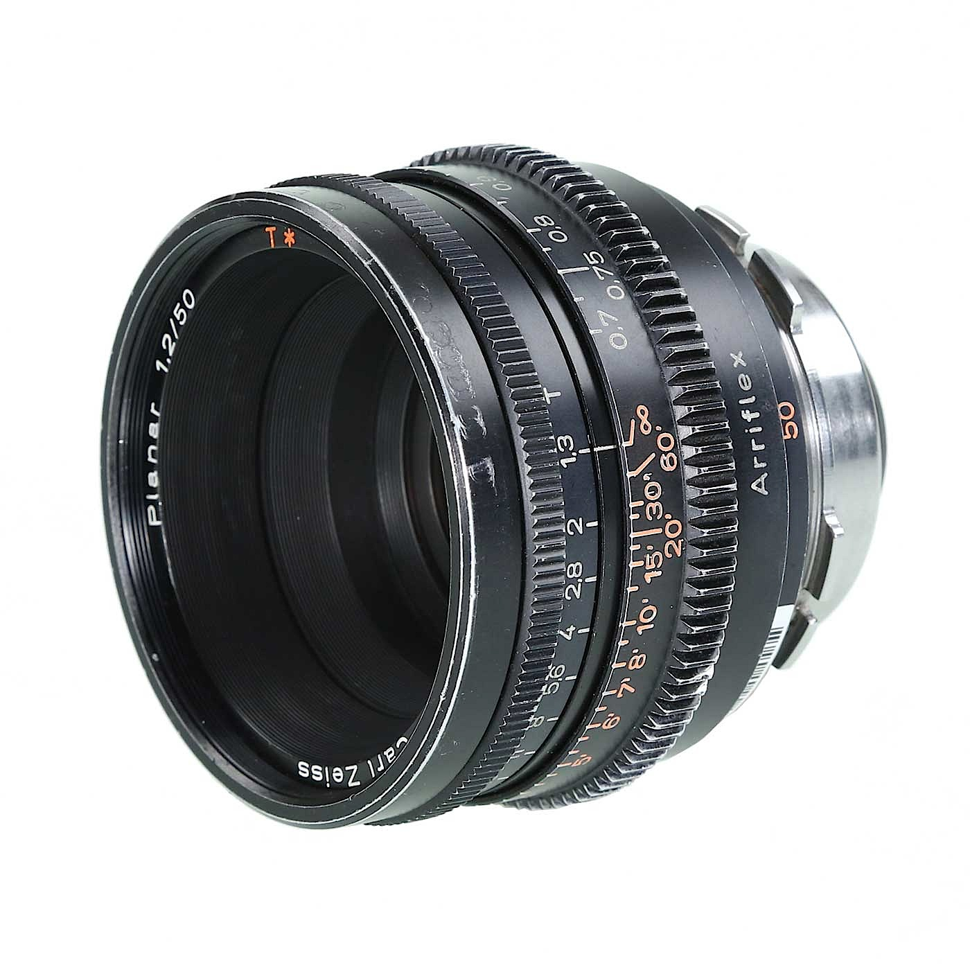 Zeiss 50mm T1.3 (Superspeed) Prime Lens