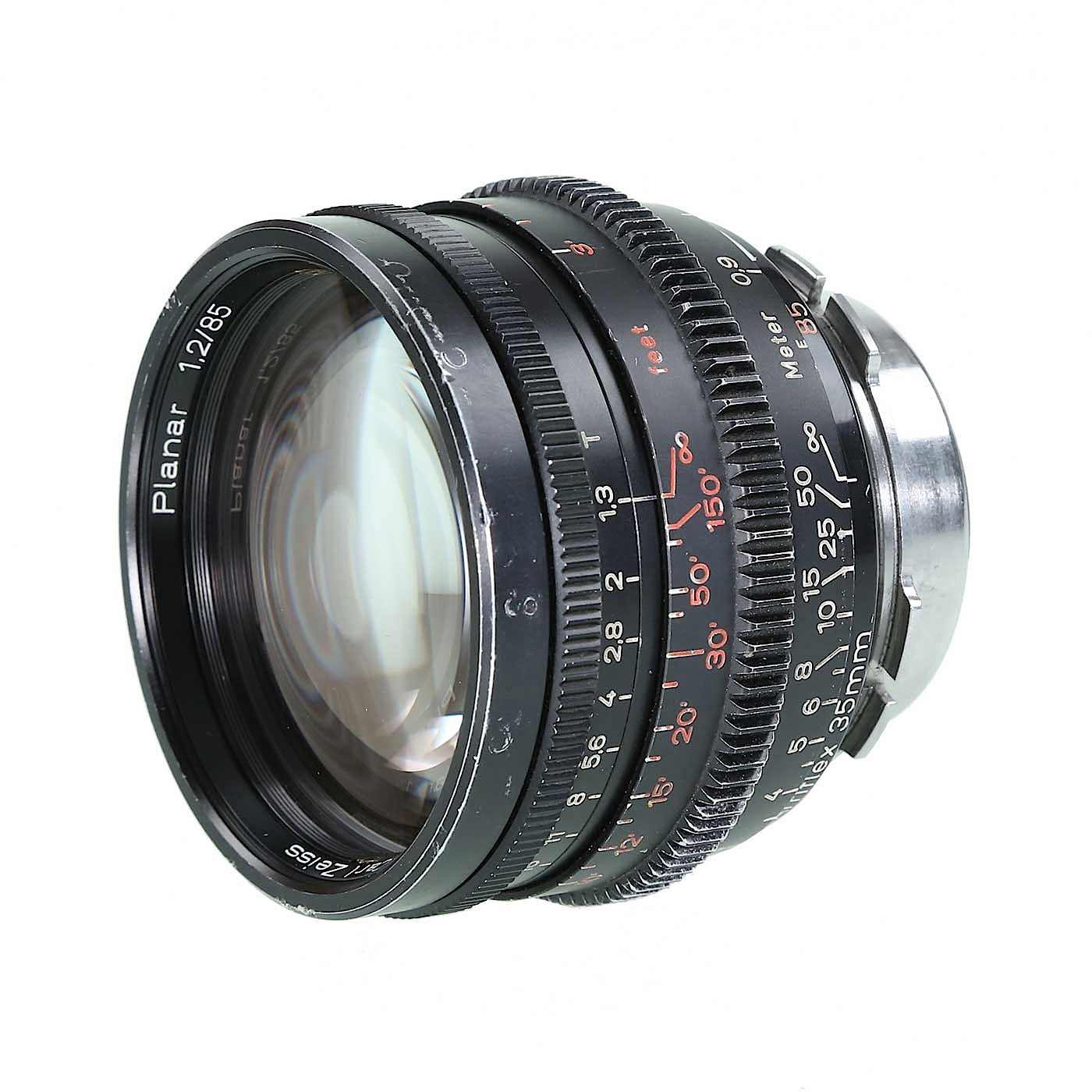 Zeiss 85mm T1.3 (Superspeed) Prime Lens
