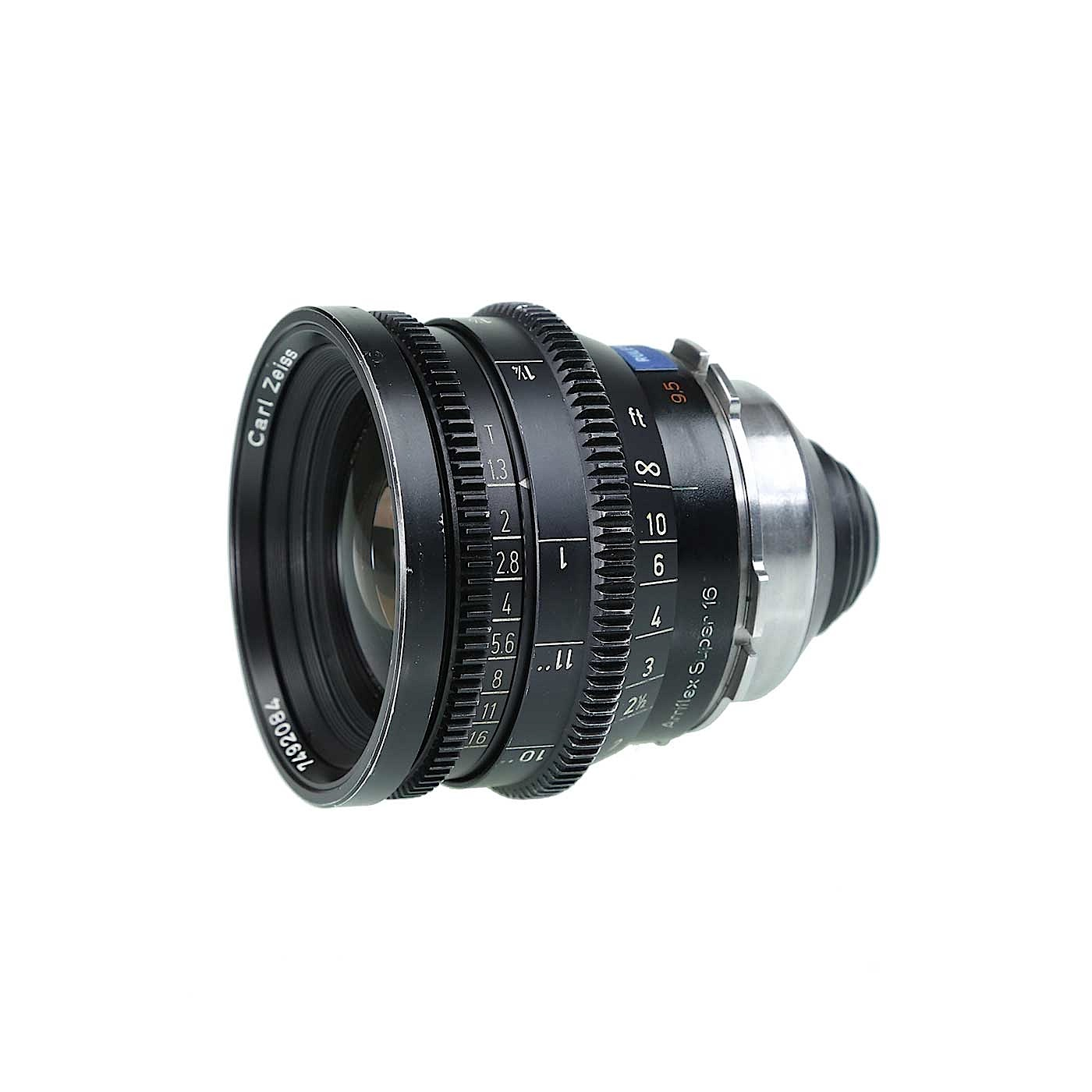 Zeiss 9.5mm PL Prime Lens