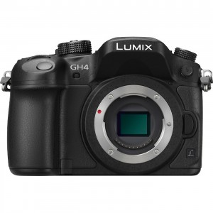 Panasonic DMC-GH4KBODY 16 MP Multi-media DSLM Camera