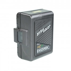 Anton Bauer Digital Dionic HCX 14.4V 120WH On Board Camera Battery