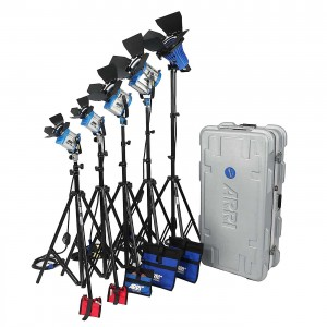 ARRI Five Fixture Softbank Kit