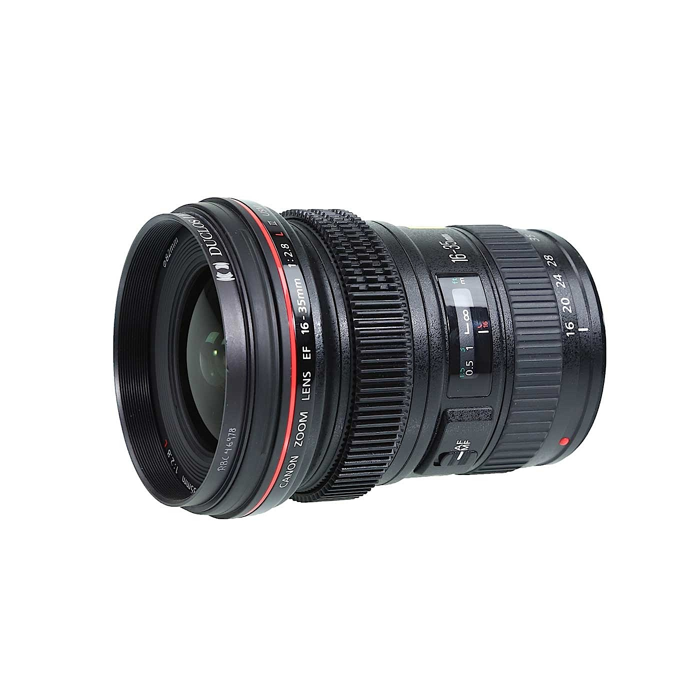 Canon EF 16-35mm Still Photo Zoom Lens