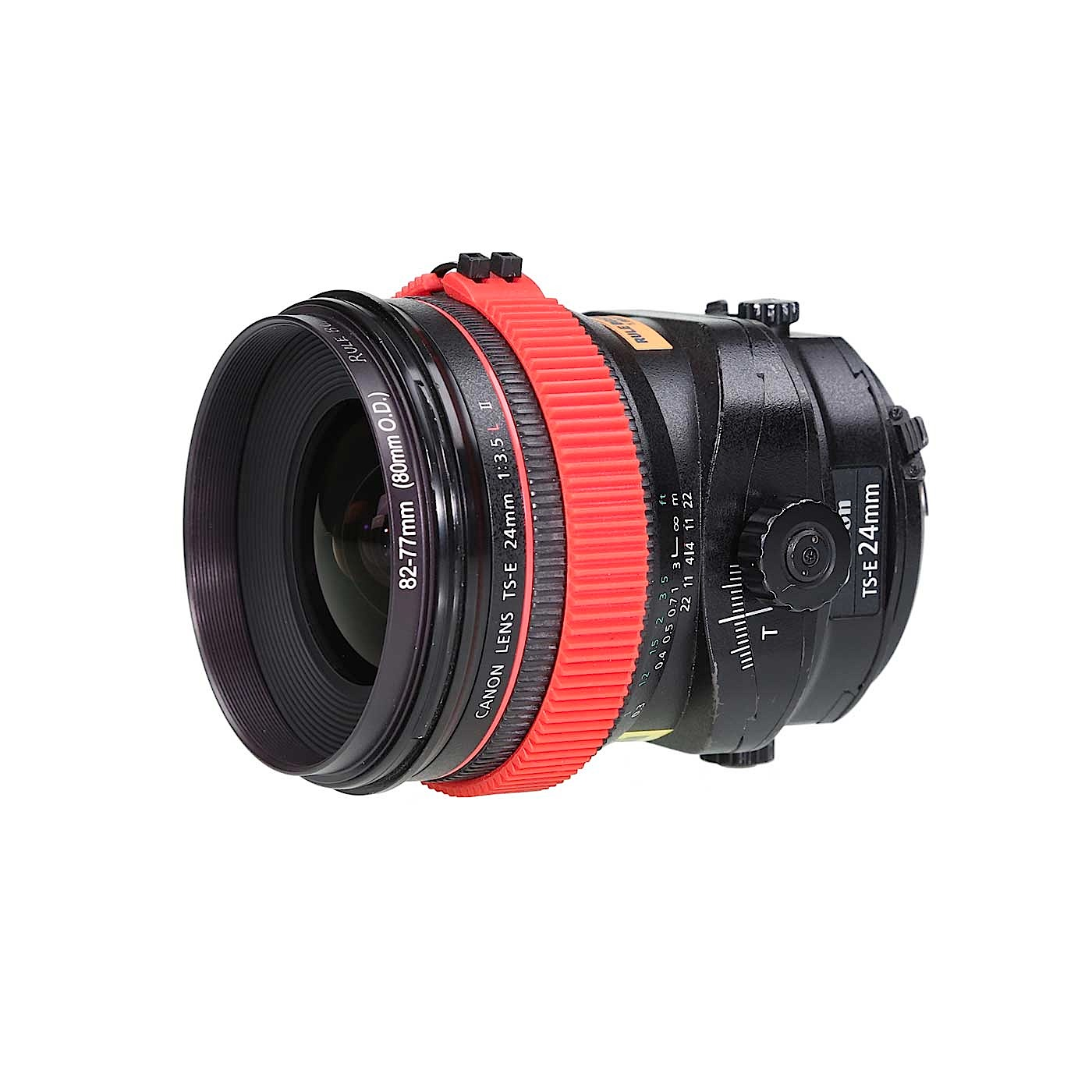 Canon EF 24mm Tilt Shift Prime Lens