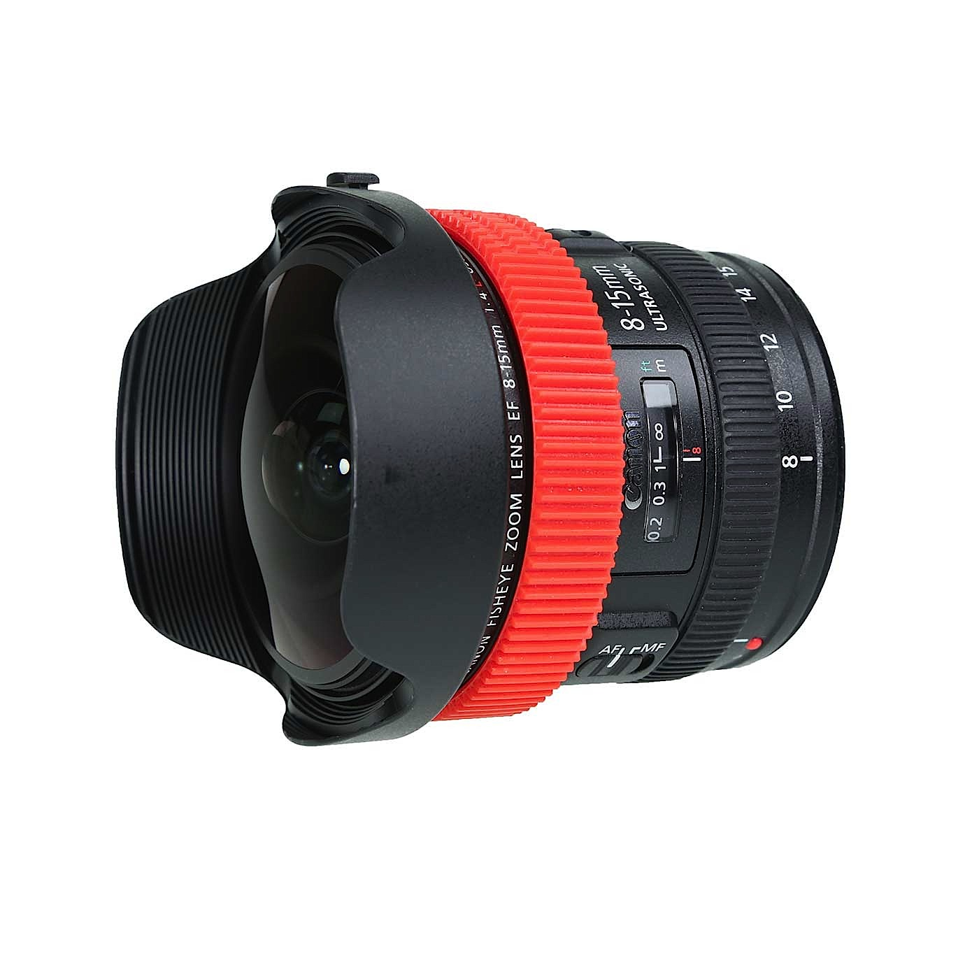 Canon EF 8-15mm Still Photo Zoom Lens