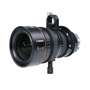 Canon 15.5-47mm PL Mount Zoom Lens