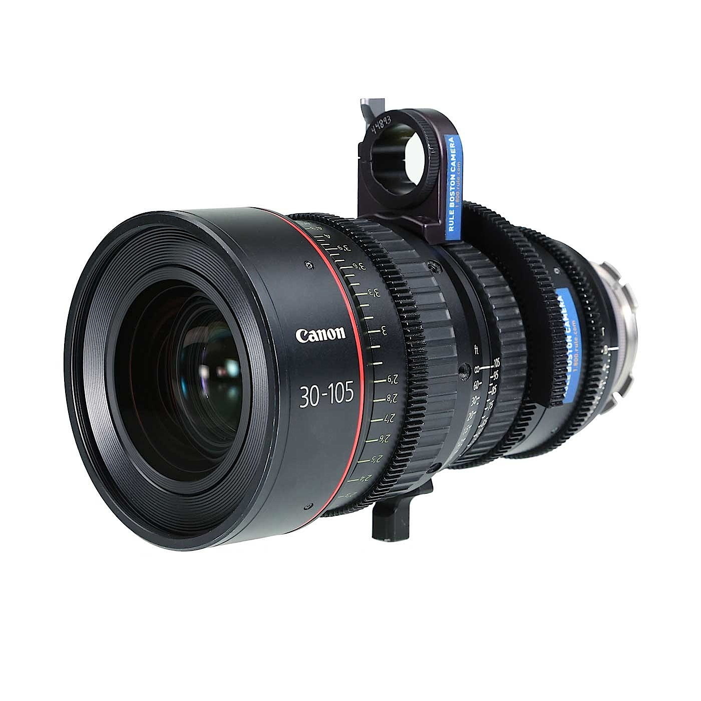 Canon 30-105mm PL Mount Zoom Lens