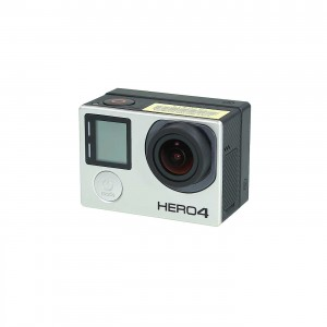 GoPro Hero4 Black Edition SDHC H.264 Camera