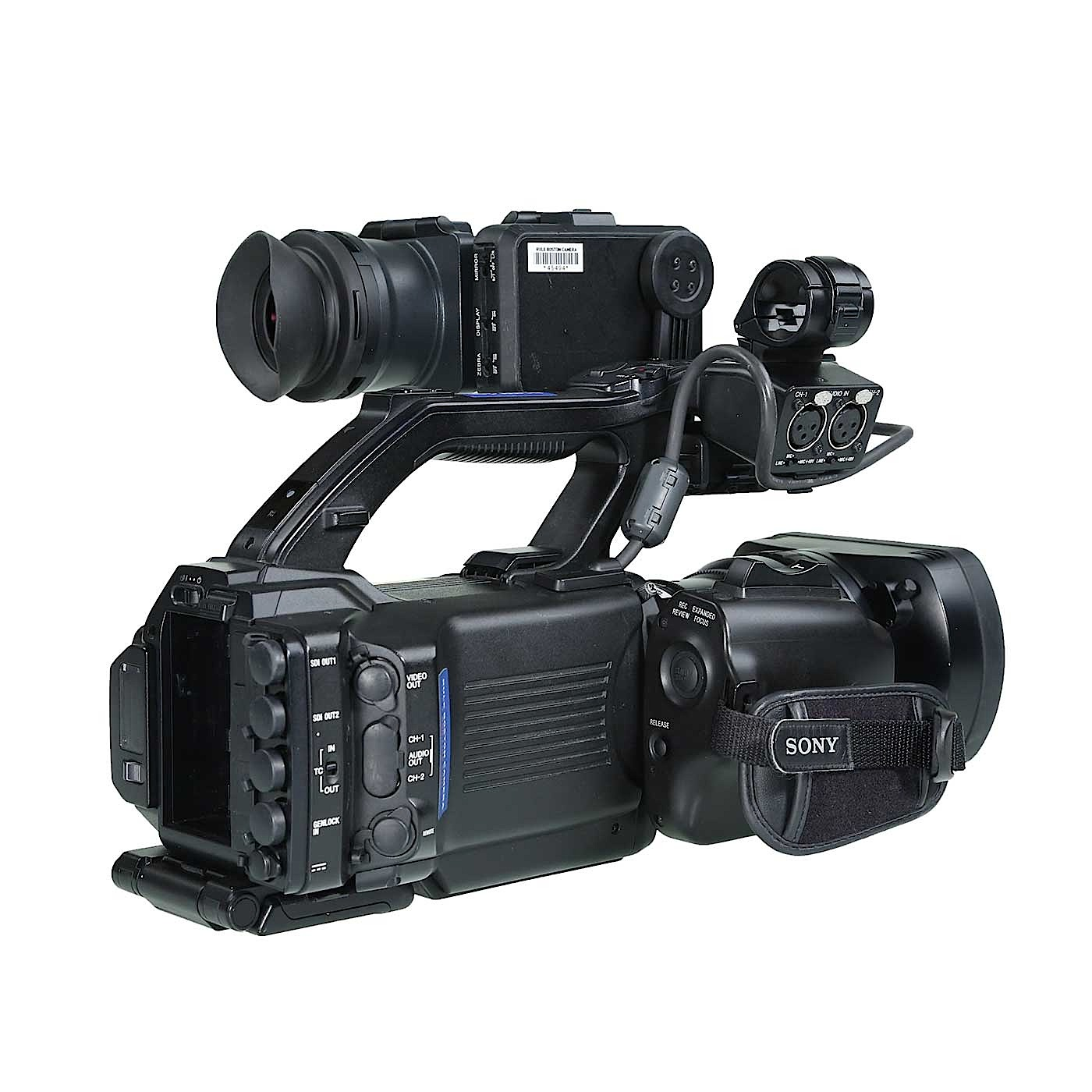 Sony Pmw 300 Xdcam Ex Camcorder Rule Camera