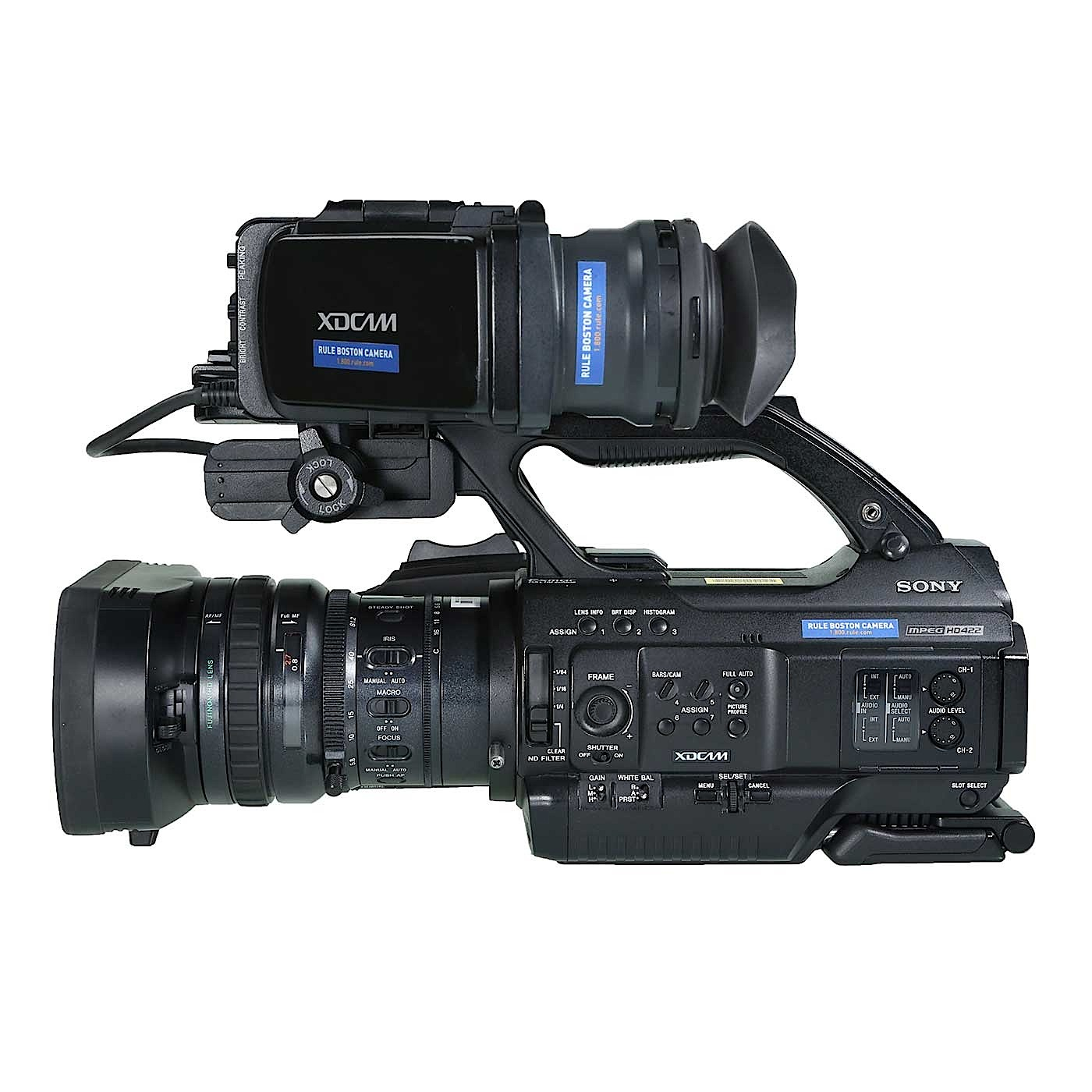 Sony PMW 300 XDCAM EX Camcorder – Rule Camera
