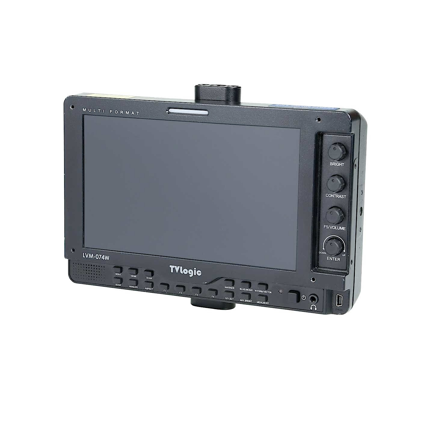 TVLogic LVM-074W 7in HD/SD Monitor