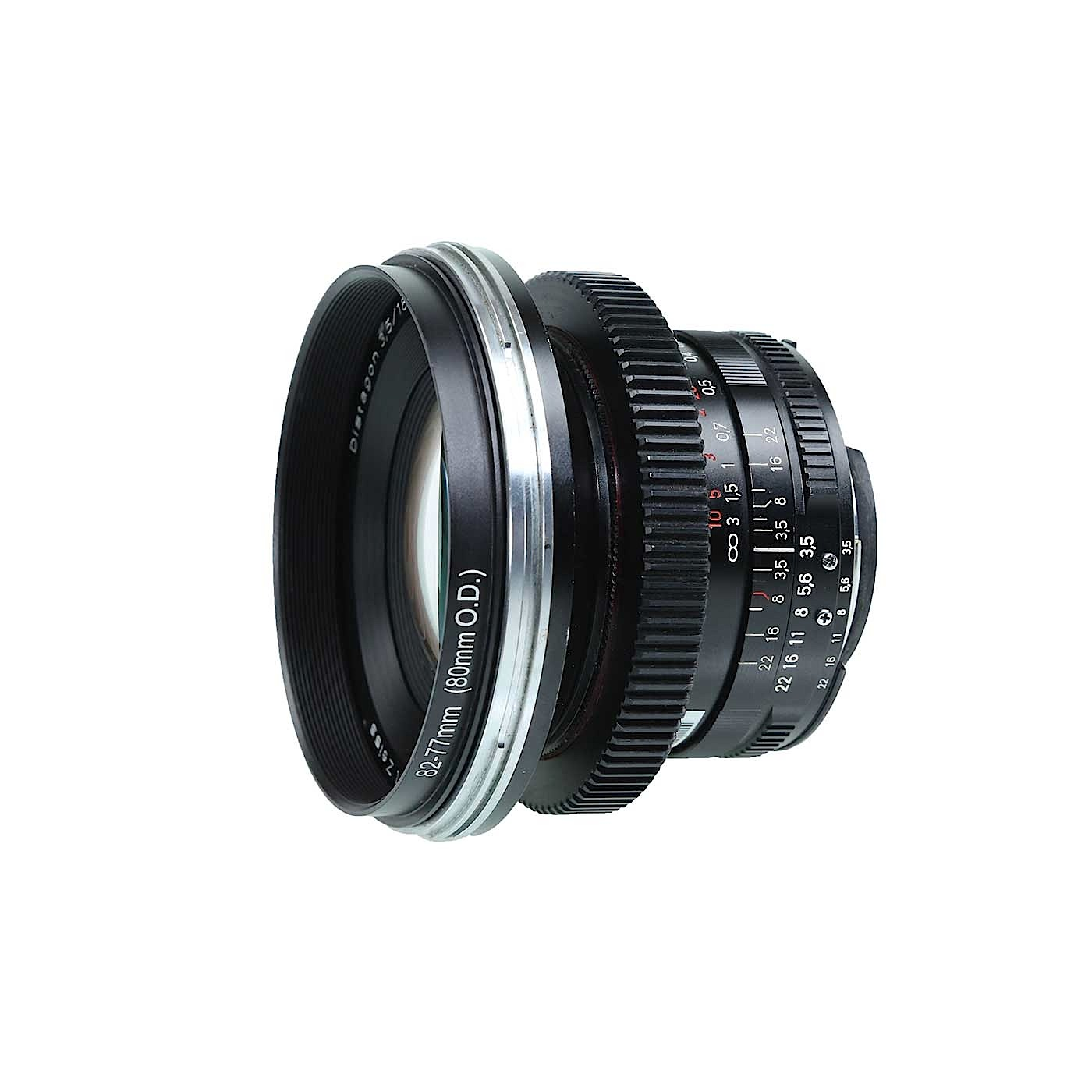 Zeiss ZF 18mm Prime Lens