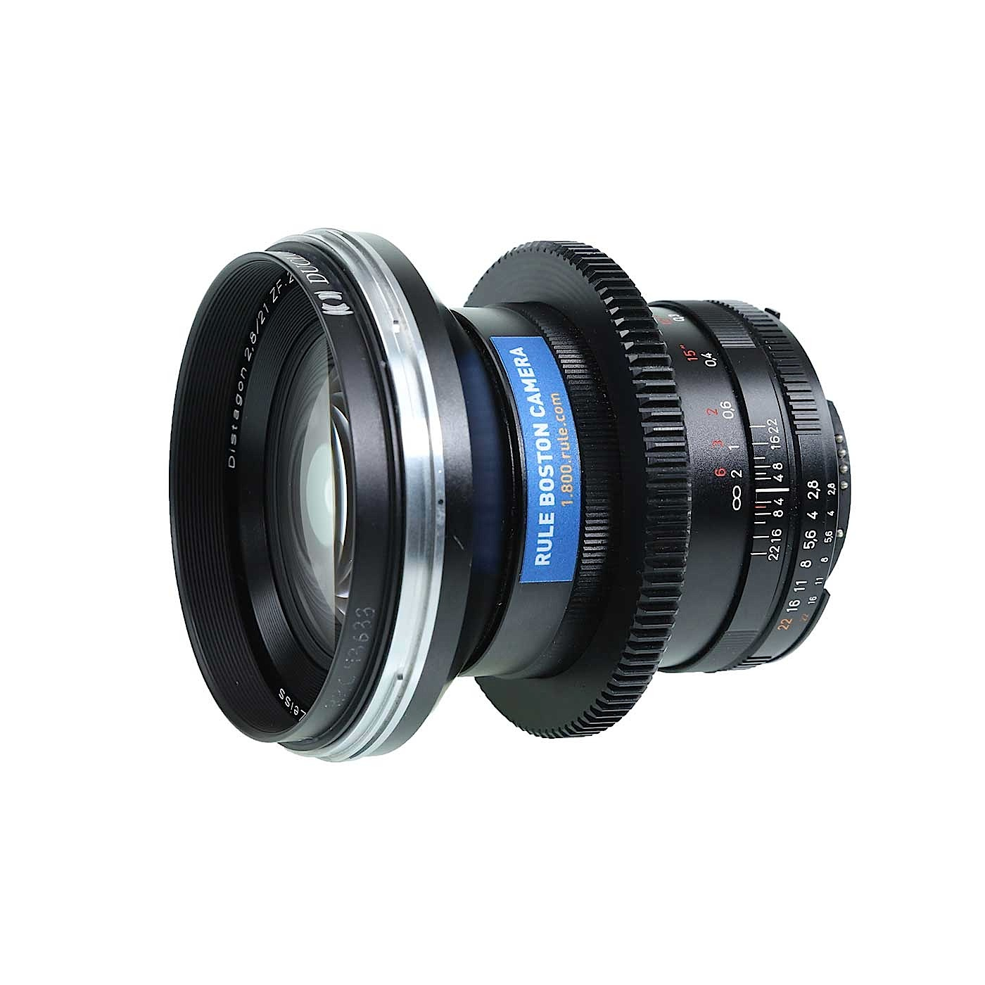 Zeiss ZF 21mm Prime Lens