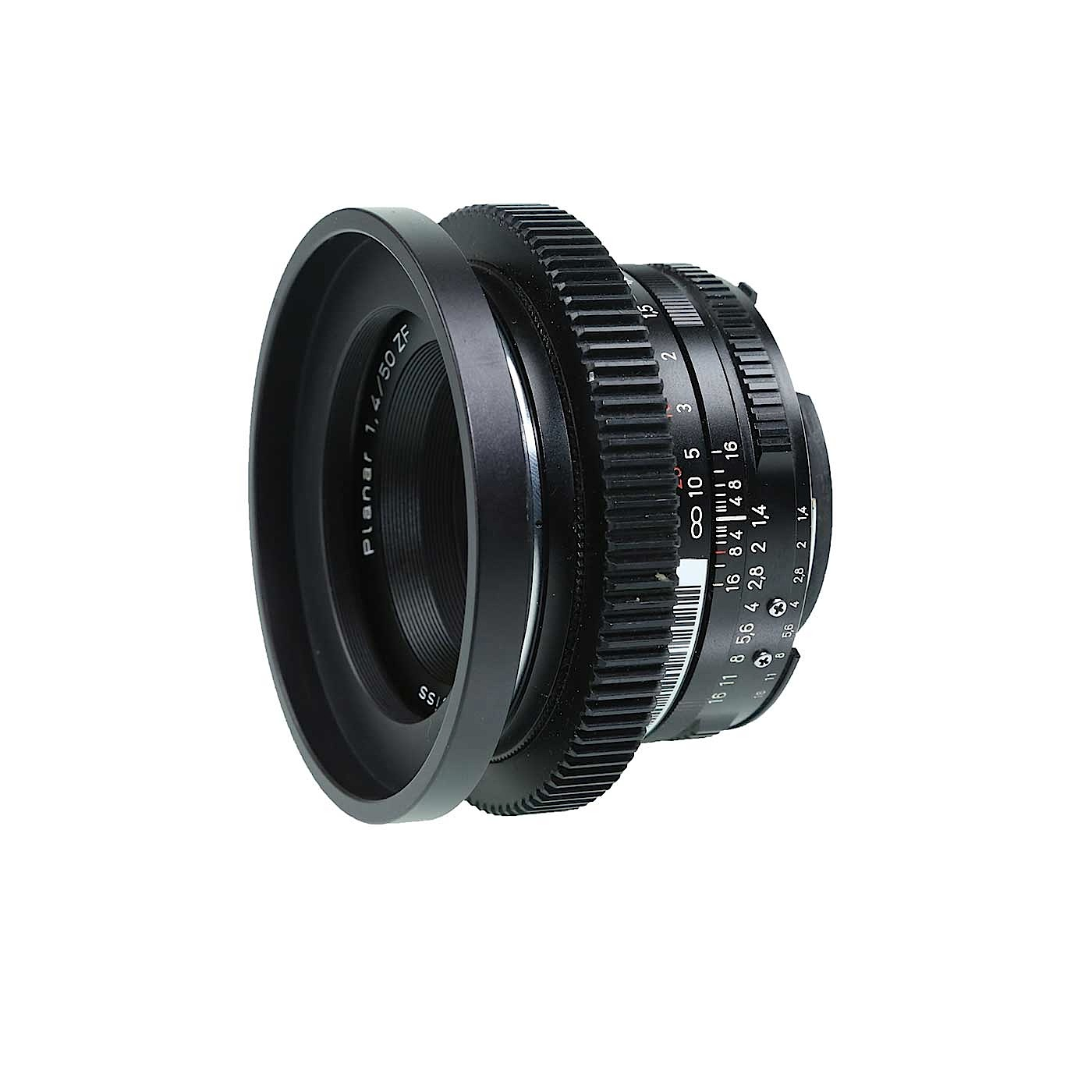 Zeiss ZF 50mm Prime Lens