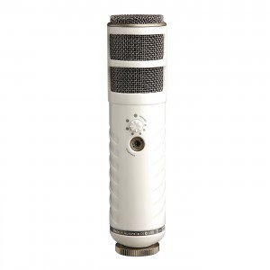 Rode Podcaster Broadcast quality cardioid end-address dynamic USB microphone