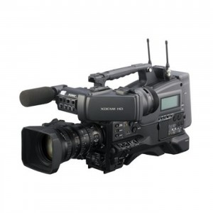 """Sony PMW400K XDCAM EX 2/3"""" type Shoulder mount Camcorder with Lens Package"""