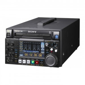 PDW HD1500 Professional Disc Recorder