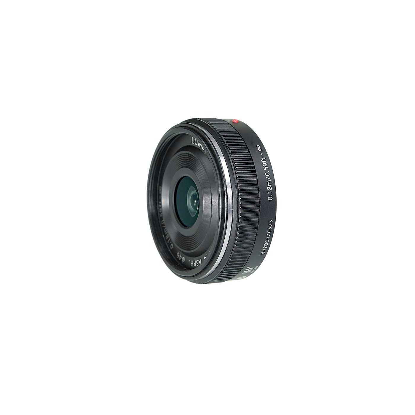 Panasonic 14mm Prime Lens