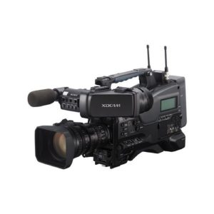 Sony PXWX320 Camcorder with CBKCE01 pre-installed