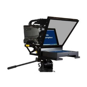 Mirror Image LC-110 Teleprompter Display and Hood