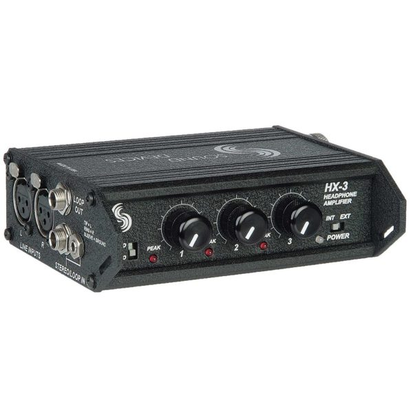 Sound Devices HX3 Headphone Distribution Amp