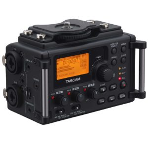 Tascam DR60D Portable SDHC Audio Recorder
