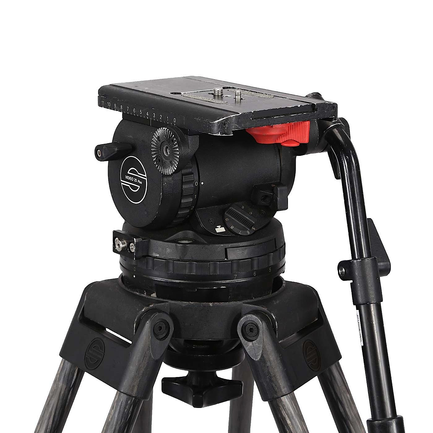 Sachtler Video 25 Plus Tripod Head
