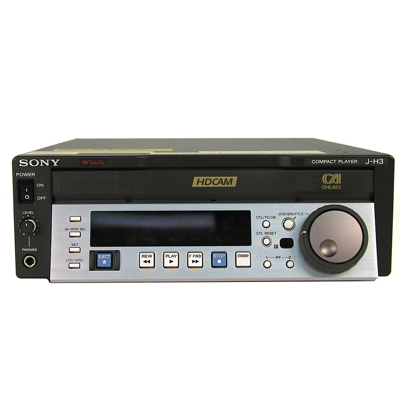 sony j h3 hdcam compact player with firewire rule camera rh rule com Sony TV Service Manuals Sony Google TV Owners Manual