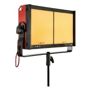 Cineo TruColor HS LED Fixture With Interchangeable Phosphor Panels