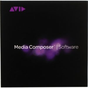 Avid Media Composer Perpetual License with Dongle Academic