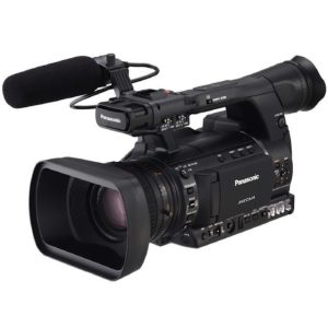 """Panasonic AG-AC130A 1/3"""" 3-MOS imager AVCCAM Hand-held Camcorder"""