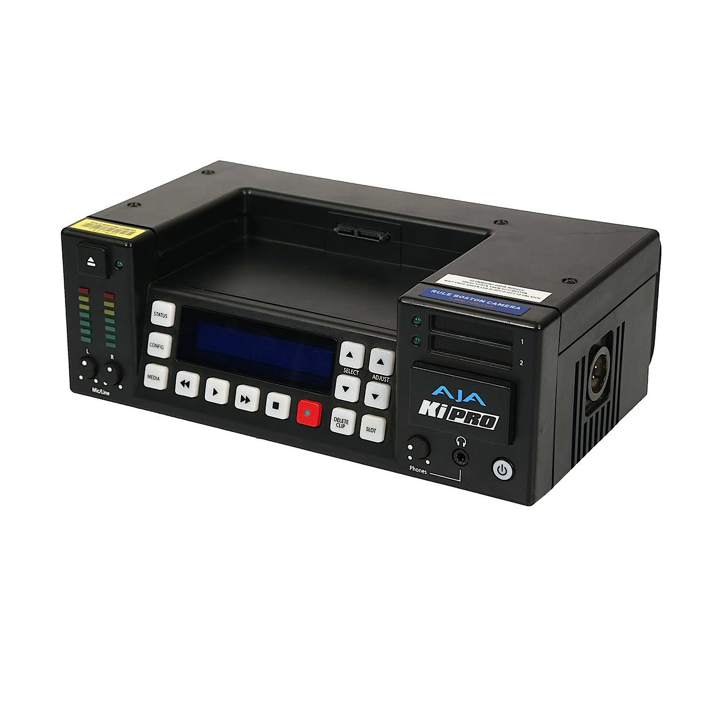 AJA Ki Pro Portable Digital Disk Recorder