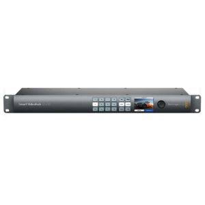 BlackMagic Smart Videohub 12x12 Routing Switcher