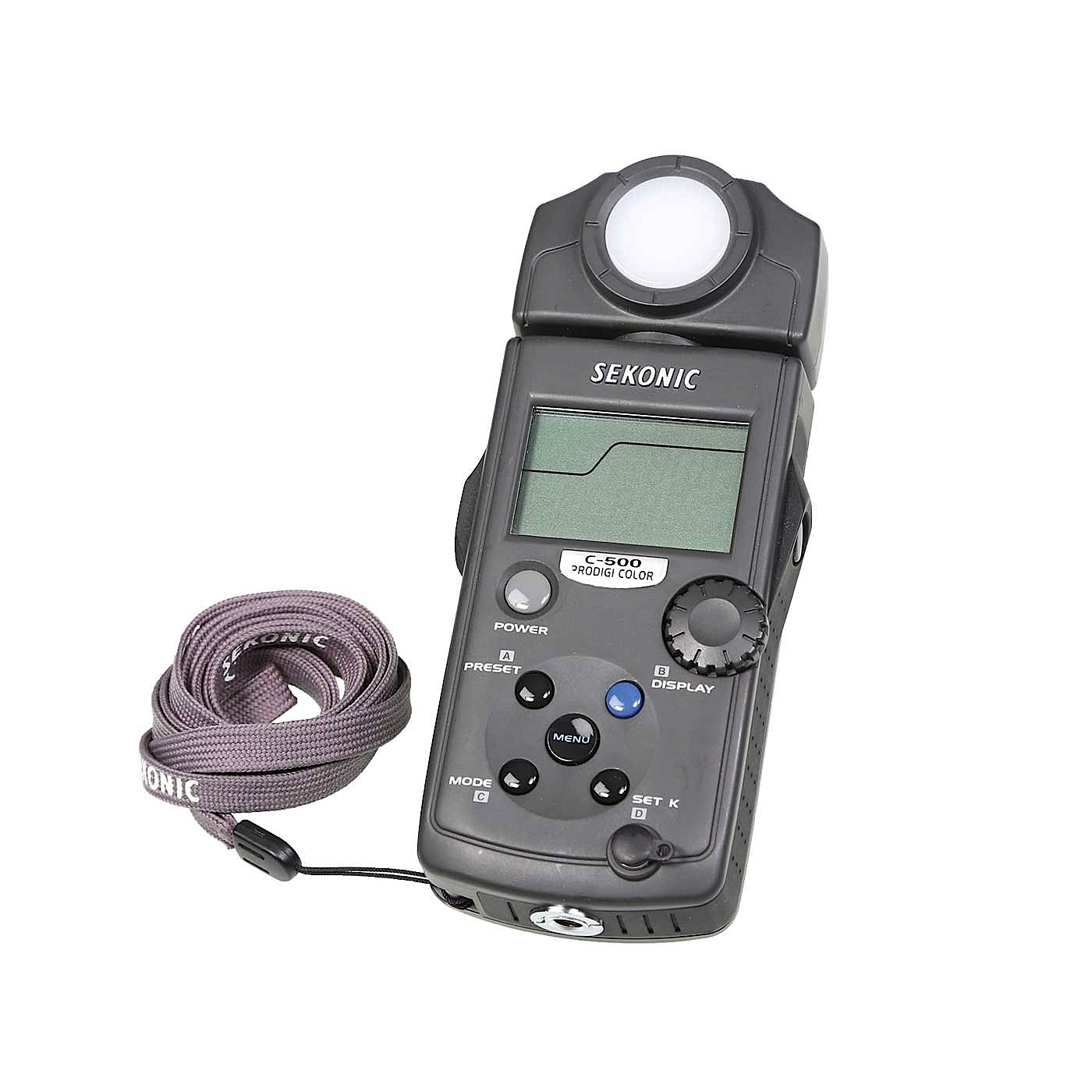 Sekonic C-500 Color Temperature Meter