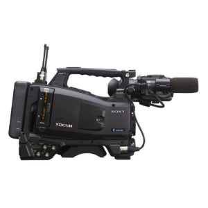 "Sony PMW400L XDCAM EX 2/3""-type Shoulder-mount Camcorder without Lens"