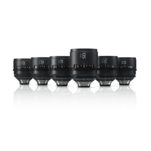 Sony SCLPK6/F PL Mount Lenses - 6 Lens Kit