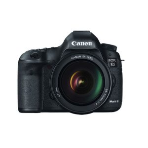 Canon EOS 5D MK III DSLR Camera with 24-105mm Lens