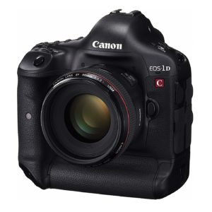 Canon EOS-1D C (Body Only)