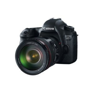 Canon EOS 6D EF 24-105mm IS Kit