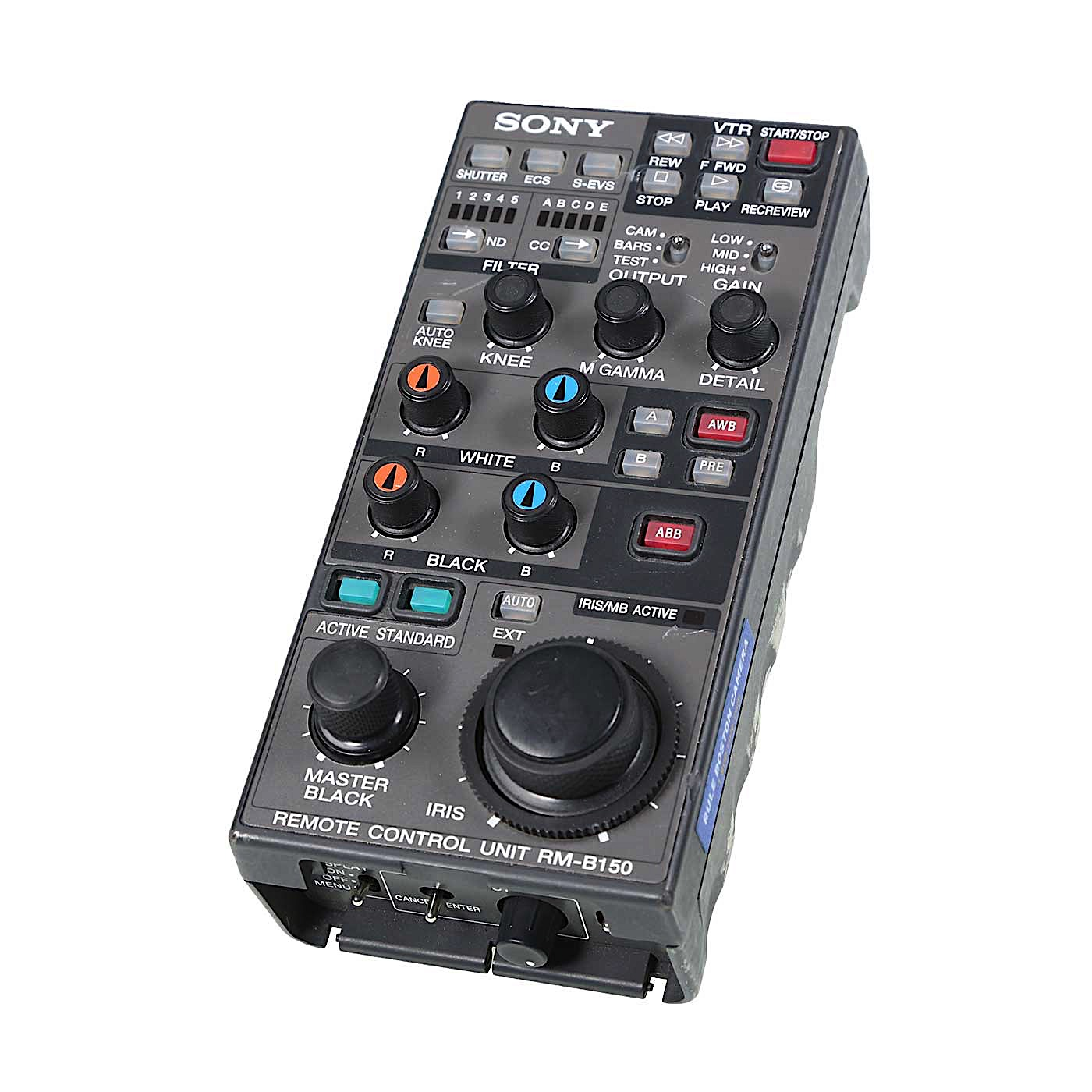 Sony RMB 150 Paintbox Camera Controller