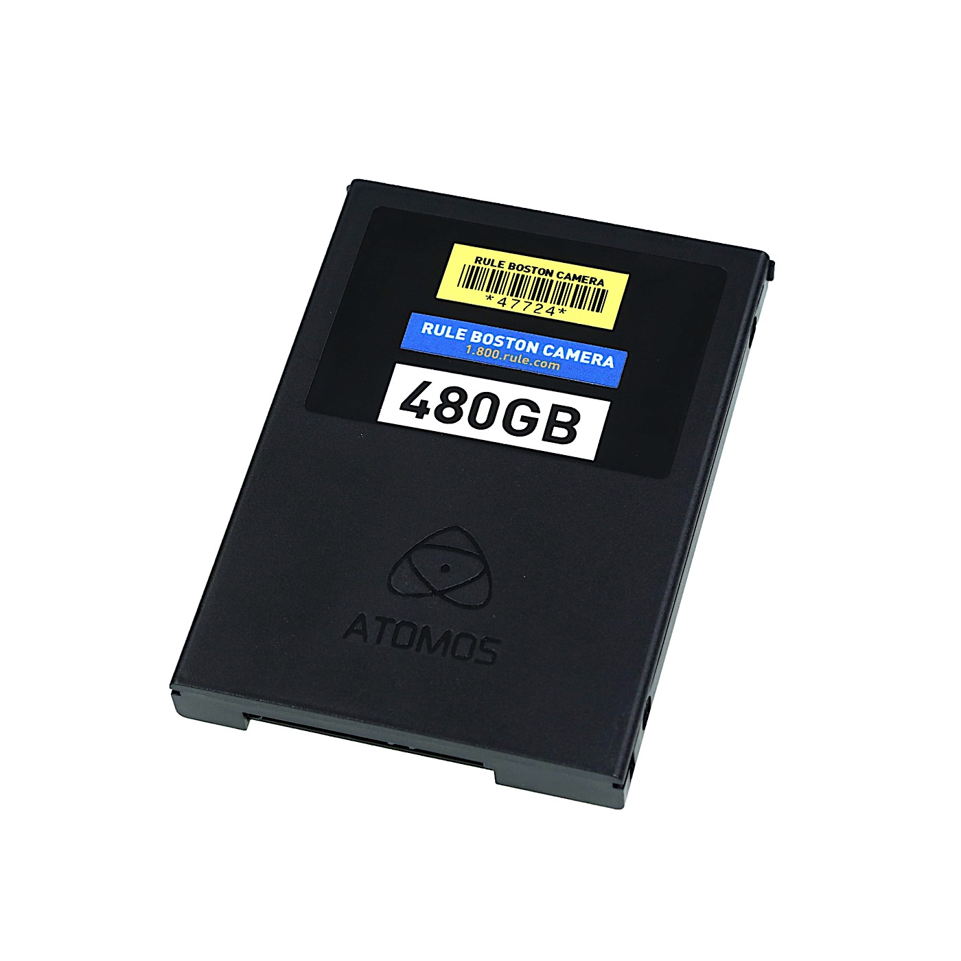 480GB Solid State Drive With Atomos Master Caddy II